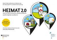 Digitale Lösungen für strukturschwache ländliche Räume gesucht!